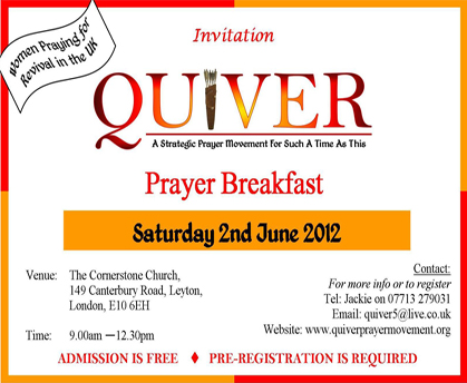 Women Prayer Breakfast